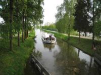 Baťův kanál ve Spytihněvi